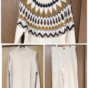 【GU購入品】ミニマリストな私がGUで買い足した冬服3着。