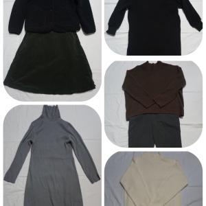 【私服の制服化】ミニマリストな私が1月に着回す私服の制服化5パターンを大公開します!!