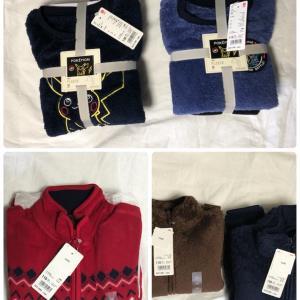 【ユニクロ誕生感謝祭購入品②】爆買いしたも子供服