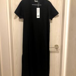 【ユニクロ購入品】さらりと着られる夏服ワンピースを1着購入しました!(2021年)