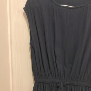 【服好きミニマリストの夏服】色ち買いしたサンフラワーのリネン混ワンピース!
