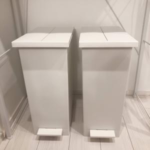【キッチンゴミ箱】シンプル・スリムで使いやすい!KEYUKAのarrots ダストボックス