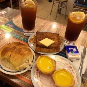 茶餐廳が恋しい!