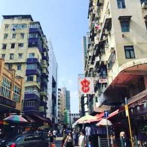 香港の風景