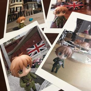 香港朋友お手製のポストカード♡