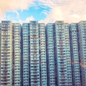 香港レポ①朝の散策 北角