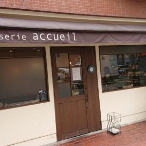 パティスリーアクイユとわらび餅
