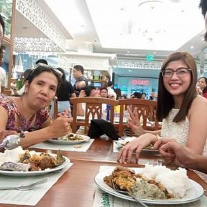 父の日、フィリピン家族はファミリー行事を重視