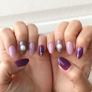 新年new nail ♡