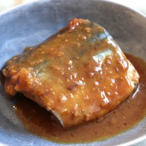 【簡単!魚レシピ】秘密の隠し味♪こっくり仕上がるさばの味噌煮