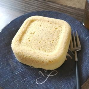 またまた作りました\(^o^)/おから蒸しパンにはやっぱりあれが必要でした(^^)