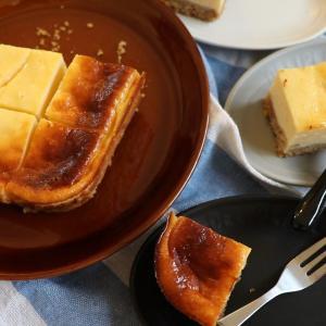 天井に…と、水切りヨーグルトで簡単!250円で作れる!チーズケーキ