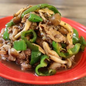 【簡単!】チャチャっと作れる簡単おかず^^豚コマと野菜のペッパー炒め