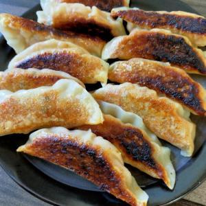 王餃子のキムチ餃子を食べてみました(*´艸`*)