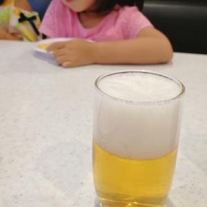 夫は飲み会。そんな時は楽をしちゃいます!かっぱ寿司へG O!