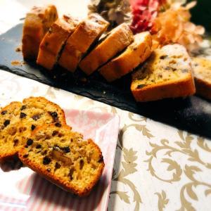 お菓子作りは時短、シンプルが一番!