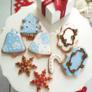 クリスマスアイシングクッキーどうする?