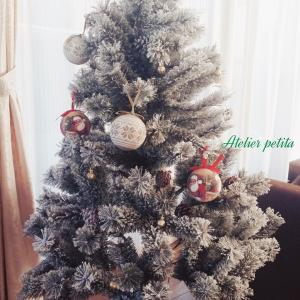 お気に入りのクリスマスツリー♡