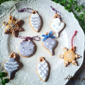 近づいてくるクリスマスにワクワクするアドベントクッキー♡