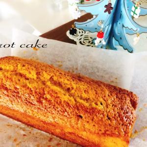 (生徒様より)もう何度作ったか分からないくらい作りました!大好評の米粉を使ったキャロットケーキ♡