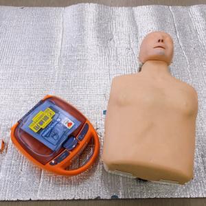 救急救命講習に参加してきました。