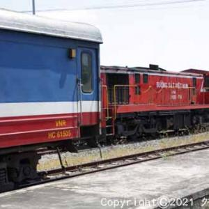 一昨年前にベトナム鉄道を乗りに行って来ました! ⑰  [今日はなしの日]