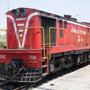 一昨年前にベトナム鉄道を乗りに行って来ました! ㉘[28]  [今日はグミの日]