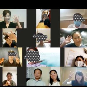 第2回 M-N Smile オンライン患者会の様子
