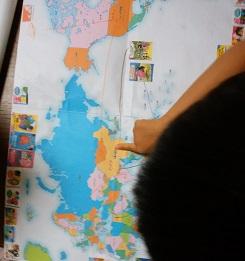 はじめての漫画はバーバパパ ☆ 長男3歳7ヶ月~4歳1ヶ月