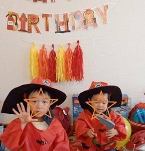 長男、五歳の誕生日プレゼント♪