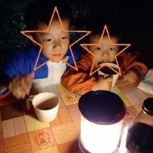 伊那キャンプ キャンプ場での過ごし方 ♡5歳・2歳