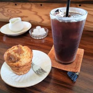 マフィンもコーヒーも美味しかったお洒落カフェ「The Brilliant Coffee」(宮崎)
