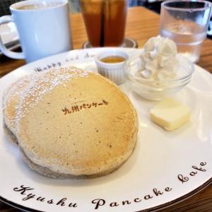 九州の素材を使ったパンケーキ「九州パンケーキ」(宮崎)