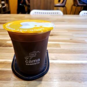 想い出と共にいただいた美味しいコーヒー「cama cafe」(台湾・台北)