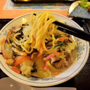 天草ちゃんぽんを食べてみた「愛夢里」(熊本・天草)