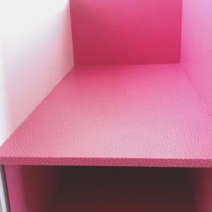 次はピンクで♪〜新作を作っています〜