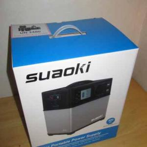 suaoki ポータブル電源 PS5Bを購入しました!  [今日はかき氷の日]
