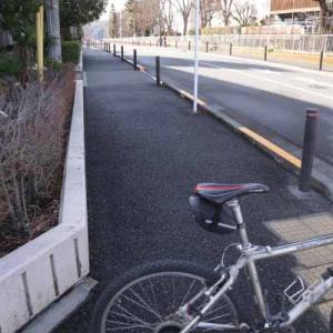 【MTB】多摩川サイクリングロード左岸を走りました! ③   [今日は世界気象の日]