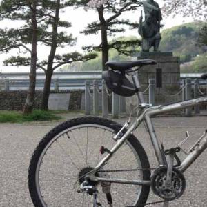【MTB】多摩川サイクリングロード 羽村堰葉桜ライド! ①   [今日はコンビーフの日]