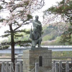【MTB】多摩川サイクリングロード 羽村堰葉桜ライド! ➁   [今日はなすび記念日]