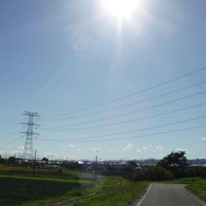 ママチャリが行く!毛呂山迷走ライドw(埼玉県毛呂山町)2020.10.25
