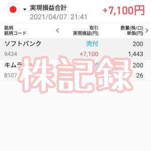 【株】3月の結果!順調…なのかな?