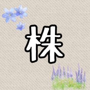 【株】4月の結果/日常の素朴な疑問