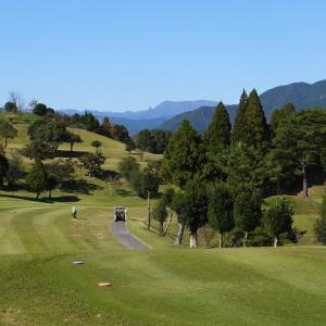 OB会ゴルフ