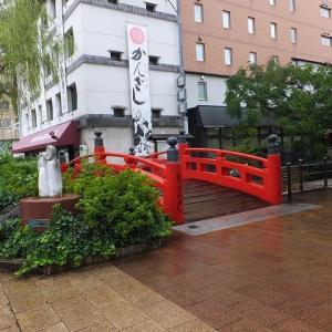雨のはりまや橋