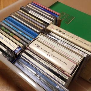 CDを処分したり整理したり