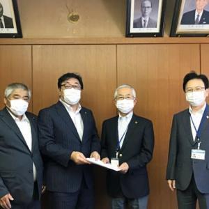 【新型コロナ対策】◆第2波の感染拡大に備えた対策を! と6回目の市長申し入れを行いました