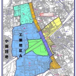 ◆隣接する住宅地の住環境の悪化を容認する「地区計画」に反対しました!