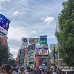 三回目は渋谷で「ワンス アポン〜*」そしてコラボカフェへ