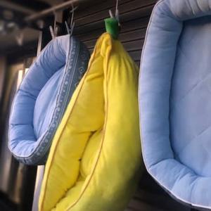 ヘレンもバナナボート